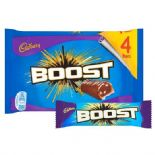 Cadbury Boost x 4 pack 160g